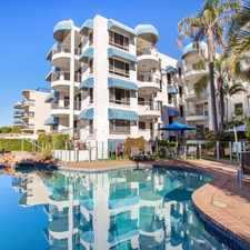 Rental info for Beautiful Presented Unit with Ocean Views in the Moffat Beach area