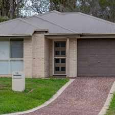 Rental info for EASY MAINTENANCE HOME IDEALLY LOCATED TO ALL AMENITIES