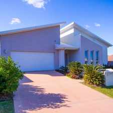 Rental info for RARE RENTAL IN LOVELY COOMERA SPRINGS - 4 SPACIOUS BEDROOMS in the Gold Coast area