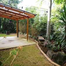 Rental info for Stunning 2 Bedroom Unit with Spacious Courtyard