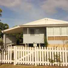 Rental info for NEAT 3 BEDROOM HOME WITH 1 BEDROOM GRANNY FLAT & AIR in the Petrie area