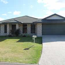 Rental info for Lovely Family Home in the North Booval area