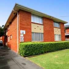 Rental info for TWO BEDROOM UNIT CLOSE TO LAKEMBA STATION AND SCHOOL in the Sydney area
