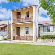 Rental info for TIDY TERRACE CLOSE TO TOWN in the Goulburn area
