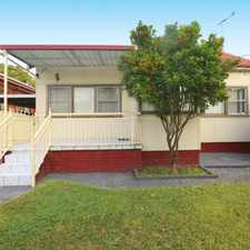 Rental info for 3 Bedroom Family Home in the Bass Hill area