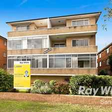 Rental info for Amazing Water Views! in the Sydney area