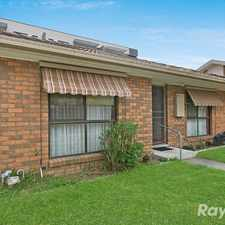 Rental info for Lovely Unit in the Dandenong area