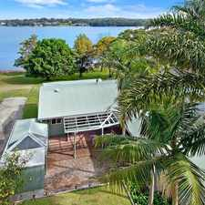 Rental info for Application Approved!......Waterfront Living on Barden's Bay in the Brightwaters area