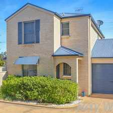 Rental info for Modern Townhouse in the Central Coast area