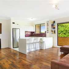 Rental info for DEPOSIT RECEIVED - RENOVATED APARTMENT WITH A LEAFY OUT LOOK!