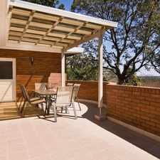 Rental info for Oversized family lifestyle apartment in a convenient locale. in the Sydney area