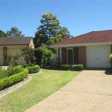 Rental info for Quiet & private yet ultra-convenient in the Bomaderry area