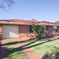 Rental info for Neat & tidy 3 bedroom home in Darling Heights in the Toowoomba area