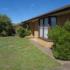 Rental info for NORTH WARRNAMBOOL FAMILY HOME