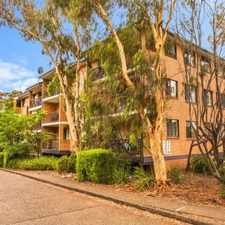 Rental info for Centrally Located! in the Kirrawee area