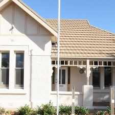 Rental info for 4 Bedroom house for rent - Perfect for Students or Families! in the Adelaide area