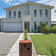 Rental info for Magnificent Home In Sought After Location in the Adelaide area