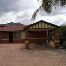 Rental info for LOW MAINTENANCE HOME CLOSE TO CURTIN AND MURDOCH UNIVERSITY