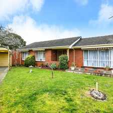 Rental info for GREAT HOUSE, PERFECT LOCATION! in the Melbourne area