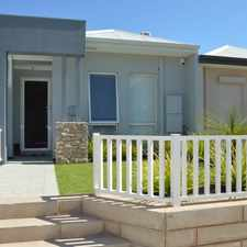 Rental info for Beautiful 2x1 Low Maintenance Property in Ellenbrook in the Perth area