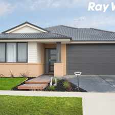 Rental info for POTTERS GROVE WITH THE LOT! in the Melbourne area