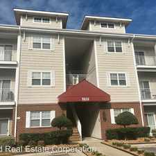 Rental info for 5212 Nuthall Drive Unit 205 in the Ridgely Manor area