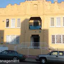 Rental info for 138 Soto Street in the Boyle Heights area