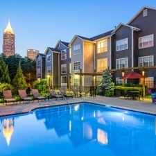 Rental info for $3555 1 bedroom Apartment in Fulton County Midtown in the SoNo area