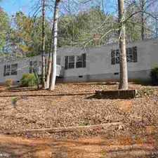 Rental info for Awesome Home In Dawsonville Available Now!