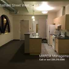 Rental info for 119 Chatham Street West in the Windsor area
