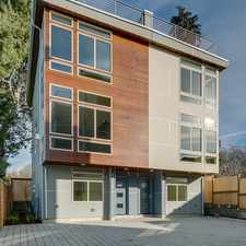 Rental info for 318-A NW 41st St in the North Queen Anne area