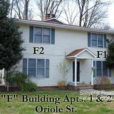 Rental info for 319 Oriole Drive