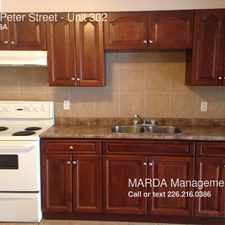 Rental info for 3552 Peter Street in the Vernor area