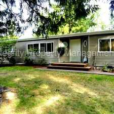 Rental info for 1/2 acre lot close to bases