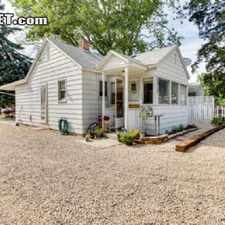 Rental info for $1150 1 bedroom House in Boise North in the Veterans Park area