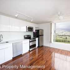 Rental info for 2421 Tusitala St. 1901 - Waikiki Townhouse