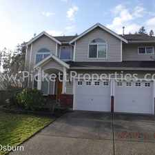 Rental info for 6024 Turley Lp SE