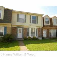 Rental info for 3703 Singing Wood Trail in the Virginia Beach area