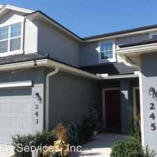 Rental info for 243 Amistad Drive