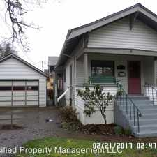Rental info for 826 9th Ave SW