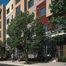 Rental info for The East Village