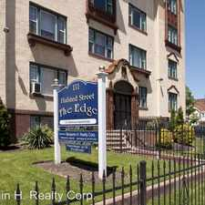 Rental info for 111 HALSTED STREET in the 07018 area