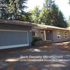 Rental info for 3023 255th Ave SE in the Sammamish area