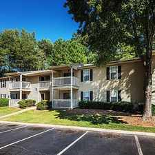 Rental info for Reserve at Sweetwater Creek