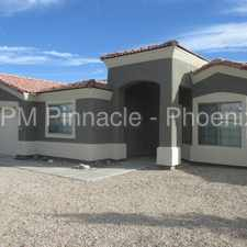Rental info for Gorgeous 4 Bedroom in Coolidge w/ Pool!