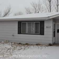 Rental info for Highland Drive - 3517