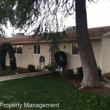 Rental info for 25 W San Jose Ave. Unit 25 in the 93612 area