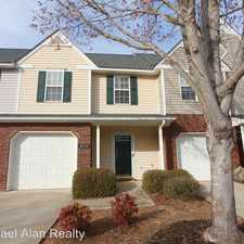 Rental info for 8624 Robinson Forest Dr. in the Ballantyne East area