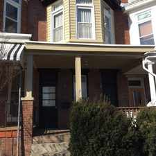 Rental info for 862 West 37th Street - 2nd Floor in the Baltimore area