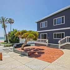 Rental info for 117 6th Street in the 90266 area